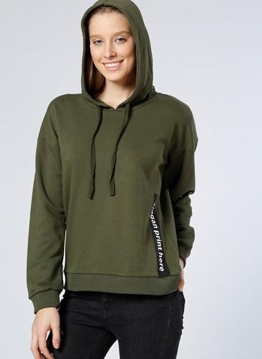 T-Box Sweatshirt Haki